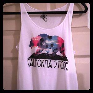 Volcom CA Stone Tank Top